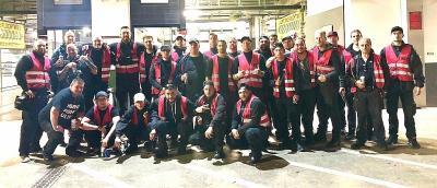 Unser Team von der AZ-Sicherheitsdienst