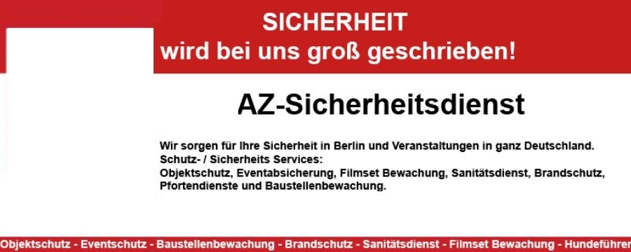 AZ-Sicherheitsdienst