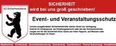 Eventschutz