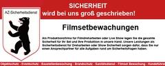 Filmsetbewachung